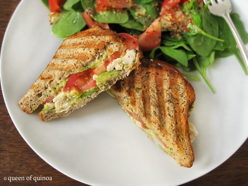 Grilled chicken avocado panini grilled chicken avocado panini forumfinder Images