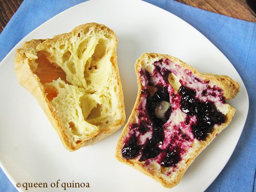 Gluten-free Popovers Recipe | Queen of Quinoa