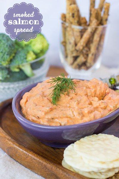 Smoked Salmon Dip Cipe Reviews Food Network