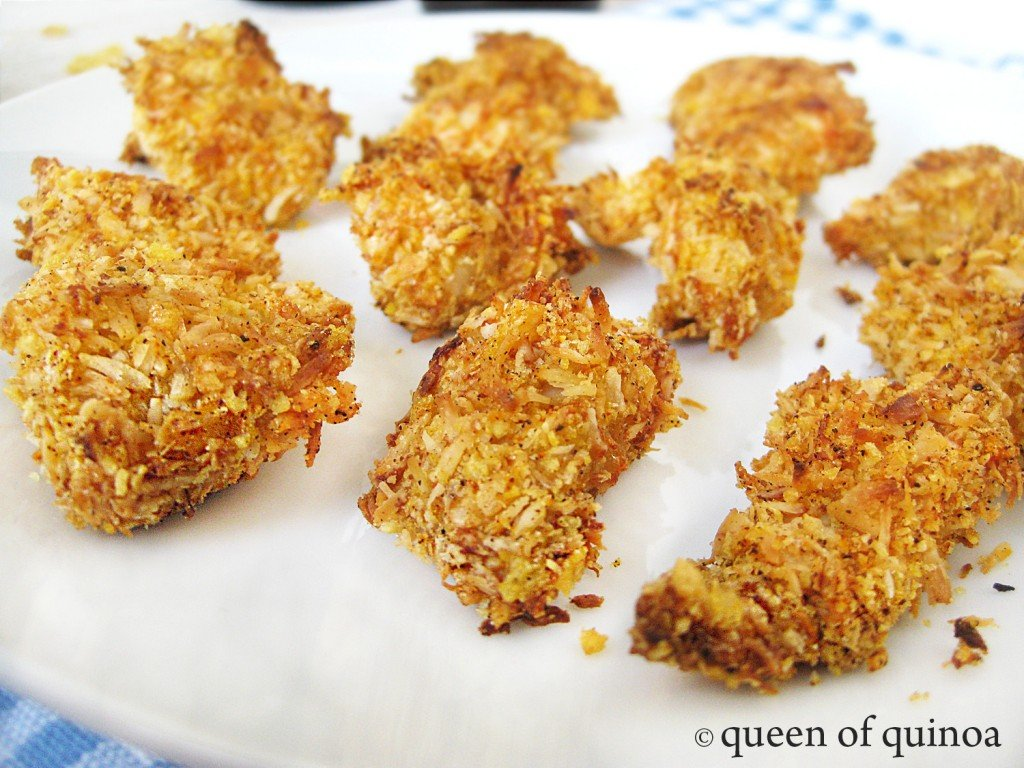 Fried Chicken {gluten-free} | Queen of Quinoa