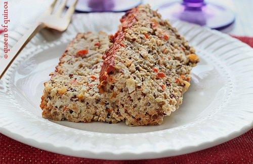 Quick & Healthy Tomato Bisque with Quinoa via Queen of Quinoa for Good ...