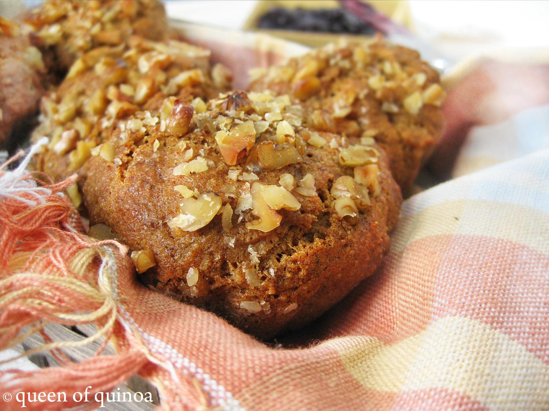 Gluten-Free Banana Bread Muffins