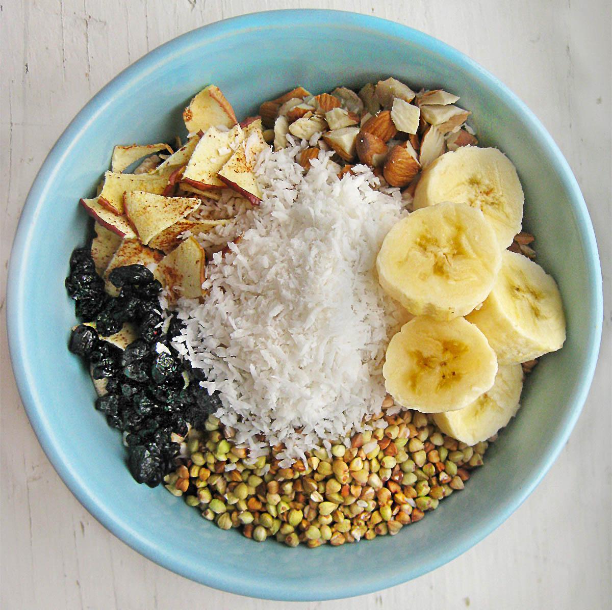 Gluten-Free Breakfast Cereal Bowl