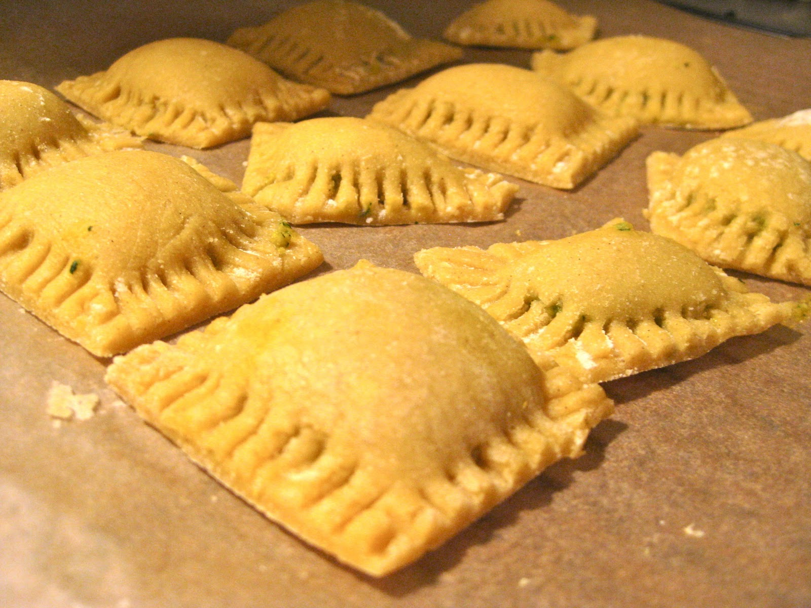 Handmade Gluten-free Raviolis with a Butternut Squash Filling - Simply ...