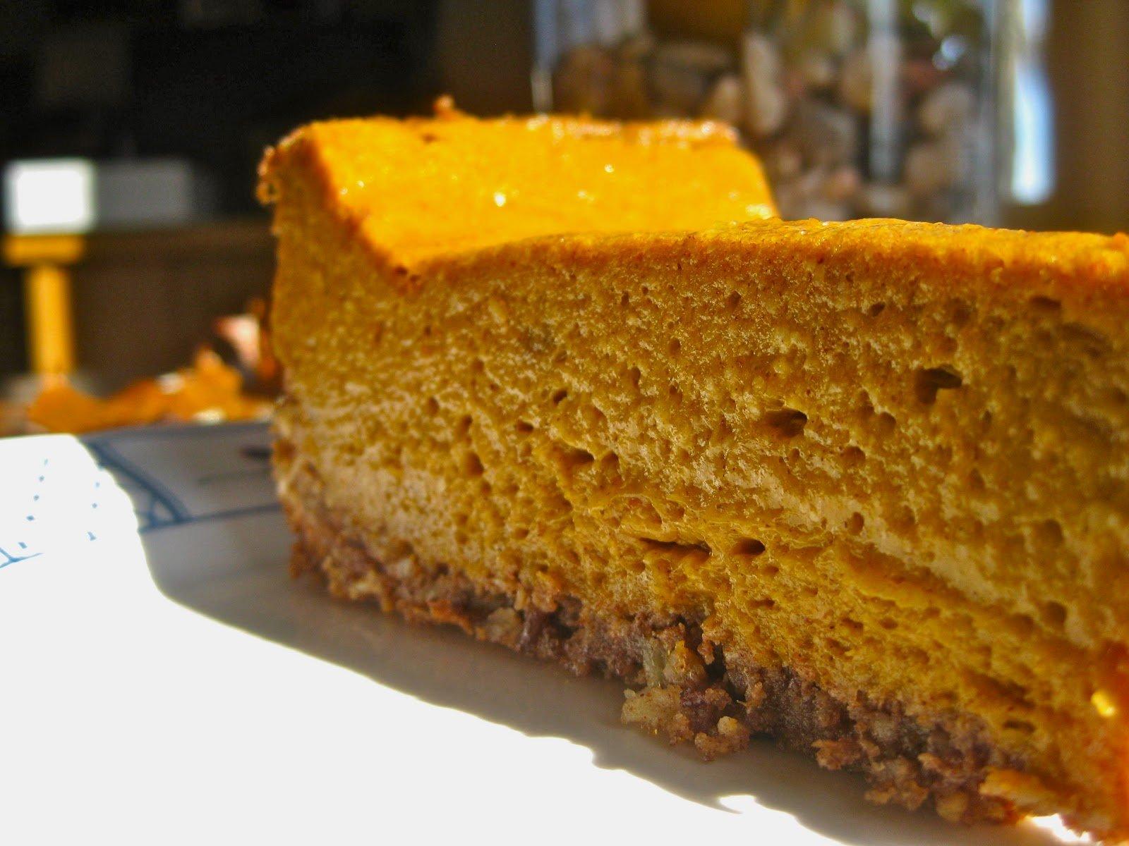 A Gluten-free Thanksgiving: Vegan Pumpkin Pie - Simply Quinoa