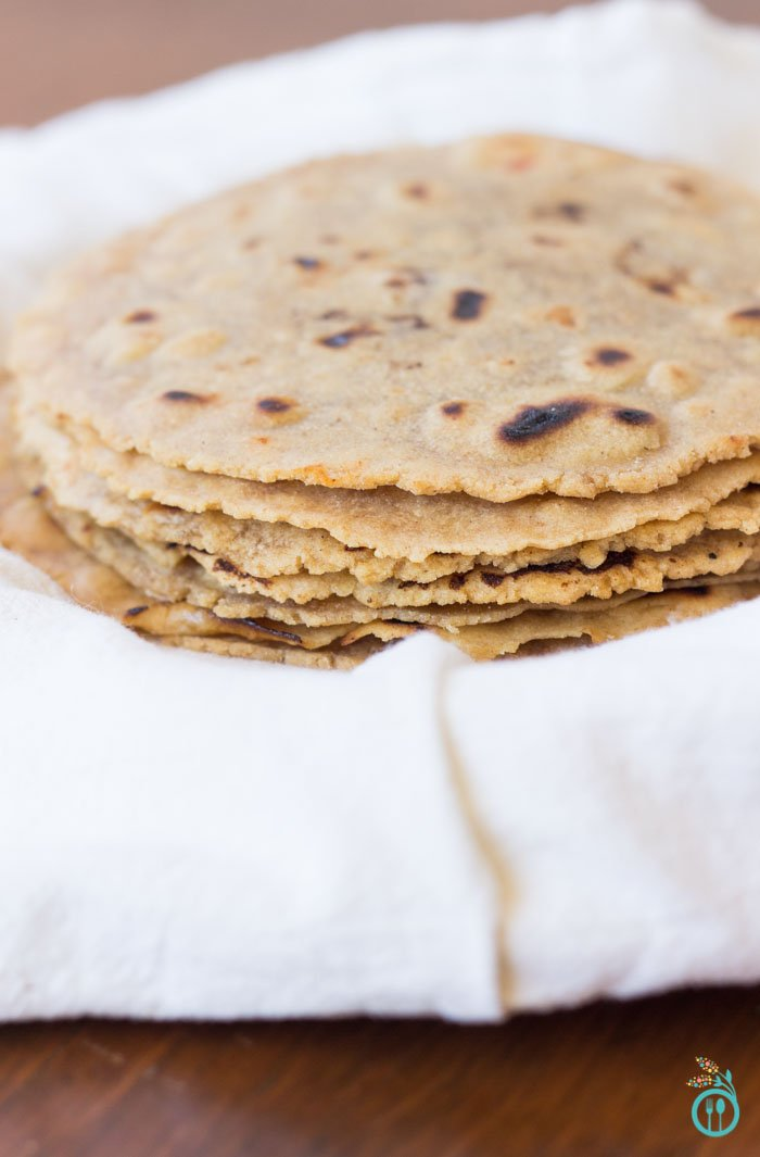 Healthy Gluten-Free Flour Tortillas