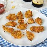 Healthy Gluten-Free Fried Chicken via Queen of Quinoa
