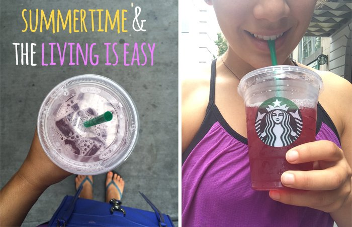 Starbucks Teavana Shaken Iced Teas