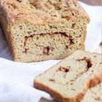 Gluten-Free Cinnamon Swirl Bread   recipe on www.queenofquinoa.me   #glutenfree